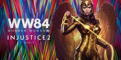 L'Armatura Dorata Di Wonder Woman disponibile su mobile Injustice 2