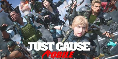 JUST CAUSE: MOBILE ANNUNCIATO AI GAME AWARDS