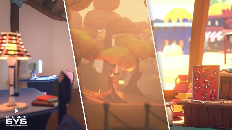 DREAMERS | Ecco il nuovo videogioco di PlaySys