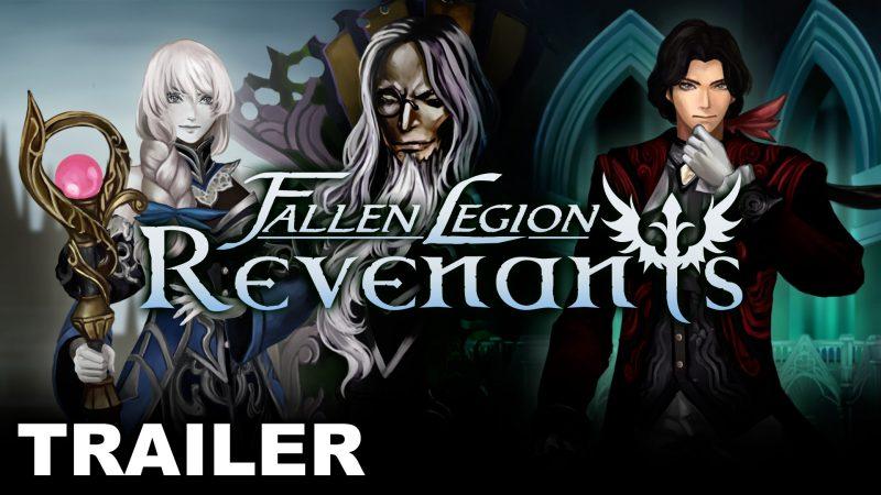 Fallen Legion Revenants – Demo e preordini disponibili ora!