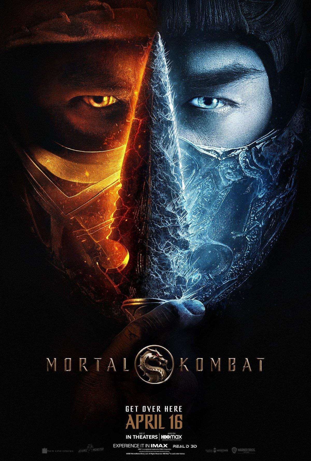 Mortal kombat il film trailer ita