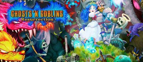 Ghosts 'n Goblins Resurrection per Nintendo Switch, la recensione di un gioco senza tempo