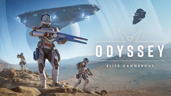 Elite Dangerous: Odyssey's Alpha entra nella sua seconda fase