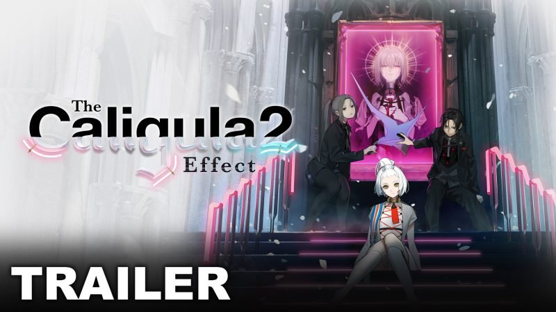 The Caligula Effect 2 svela il suo primo trailer!