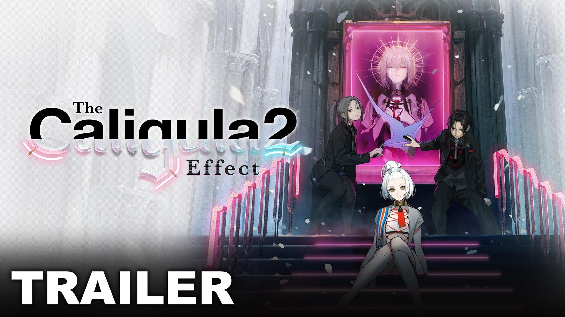 The Caligula Effect 2 svela il suo primo trailer!