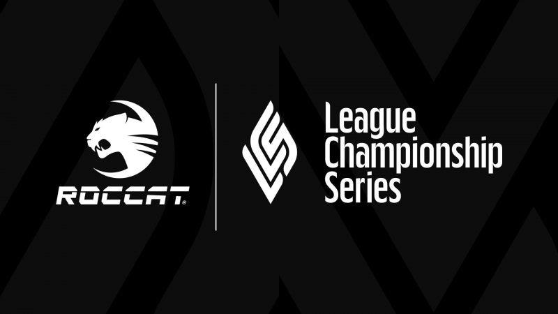 ROCCAT diventa partner ufficiale della League Championship Series di League of Legends