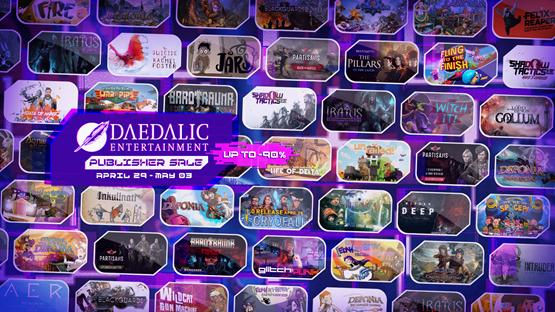 La vendita degli editori 2021 di Daedalic è attiva