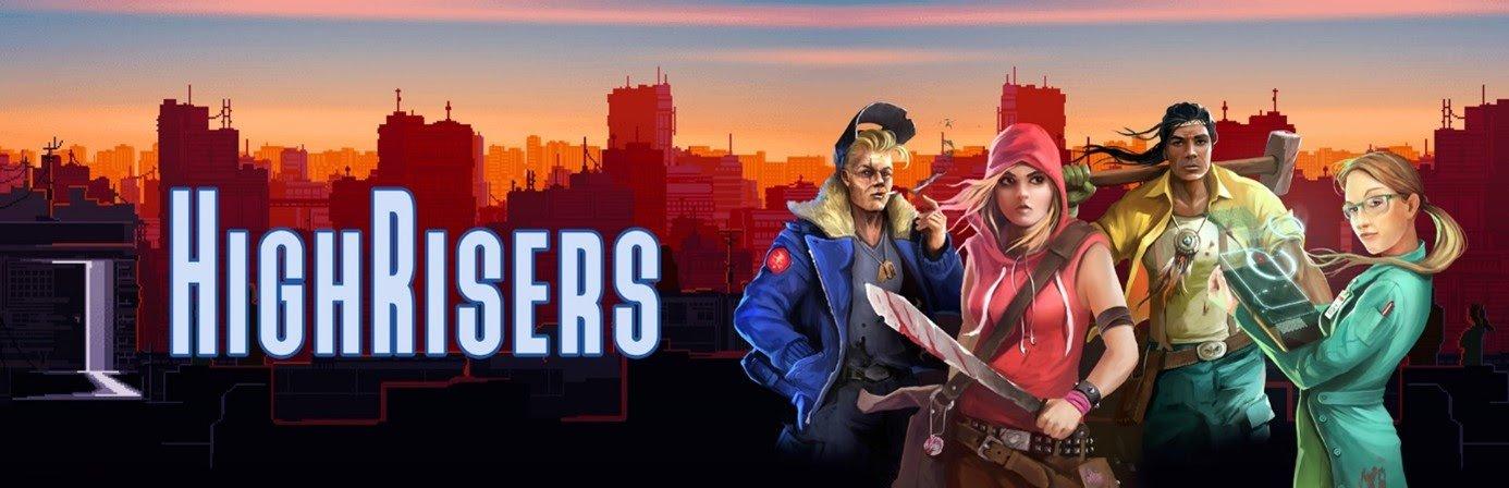 Sopravvivi al crollo della società sui tetti dei grattacieli in Survival RPG Highrisers, in arrivo il 6 maggio per PC