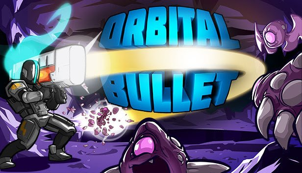 È ora di … Orbital! Il pluripremiato sparatutto di fantascienza Rogue-lite a 360 ° Orbital Bullet è ora disponibile su Steam Early Access