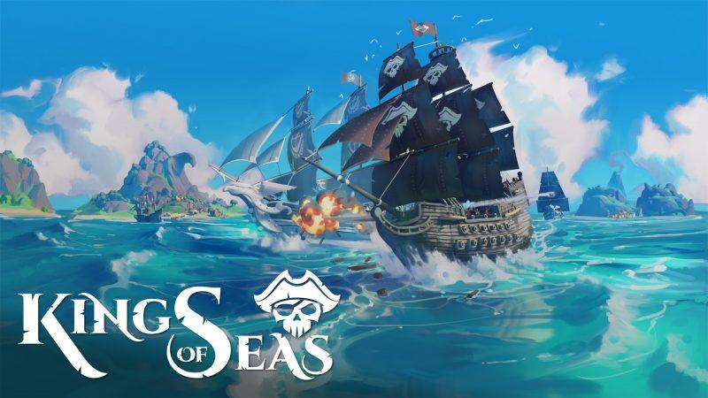 Il gioco di ruolo pirata King of Seas ha confermato di salpare il 25 maggio 2021