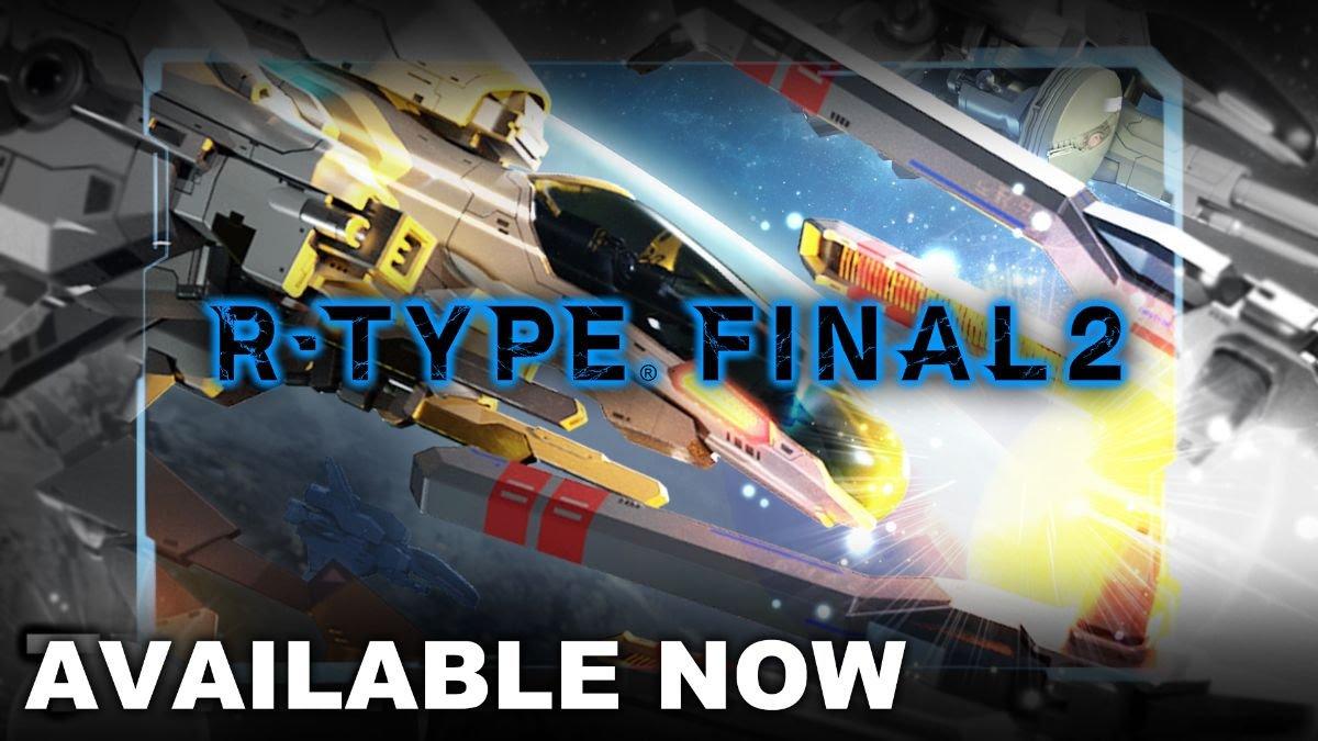R-Type® Final 2 è ora disponibile!