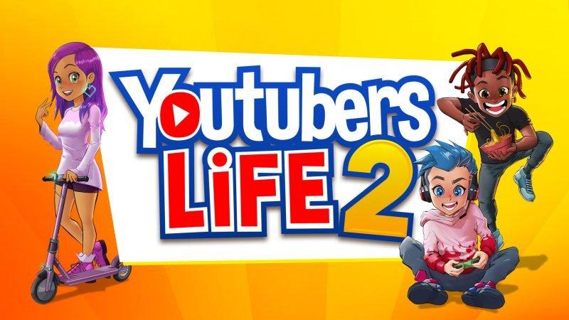 """""""Youtubers Life 2"""" verrà lanciato su console e PC nel 2021"""