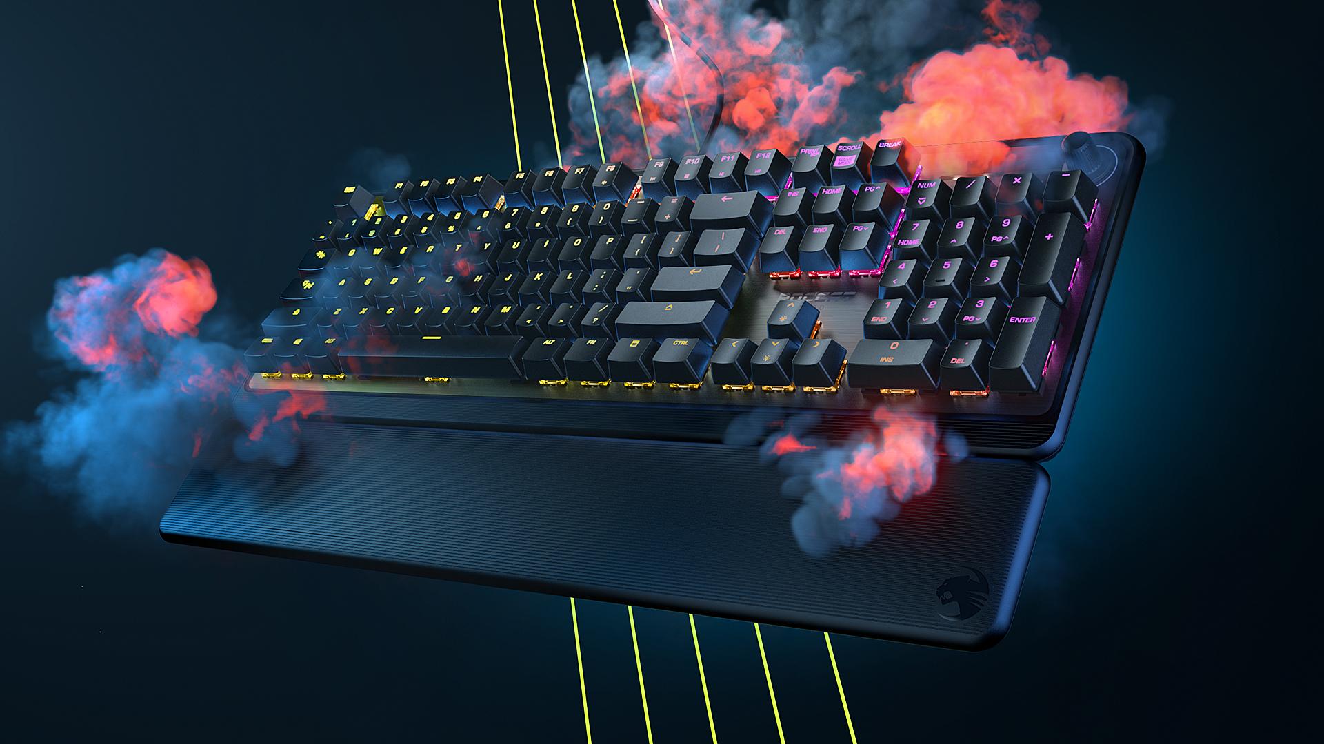 ROCCAT News: Arrivano due nuove tastiere, Magma e Pyro