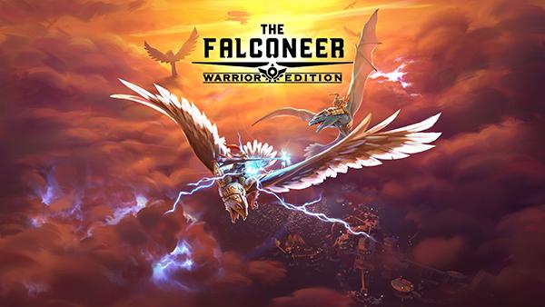 Prendi il volo in The Falconeer: Warrior Edition, nominato ai BAFTA, in arrivo su PlayStation 5, PlayStation 4 e Nintendo Switch la prossima settimana