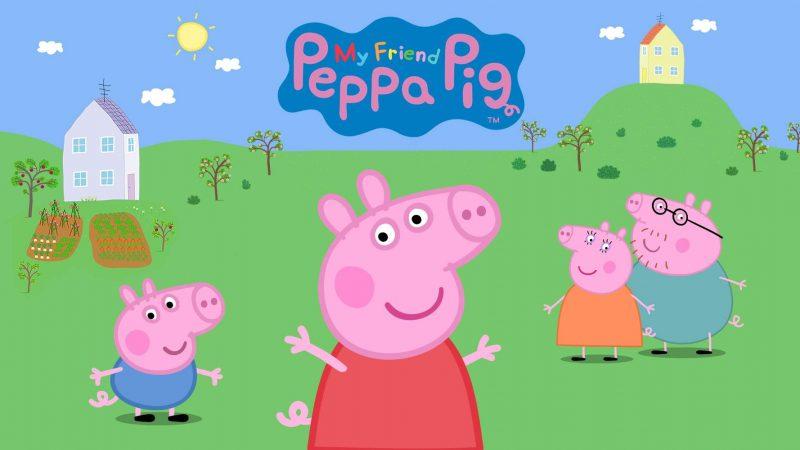 """IL VIDEOGIOCO """"LA MIA AMICA PEPPA PIG"""" È ORA DISPONIBILE PER CONSOLE, STADIA E PC!"""
