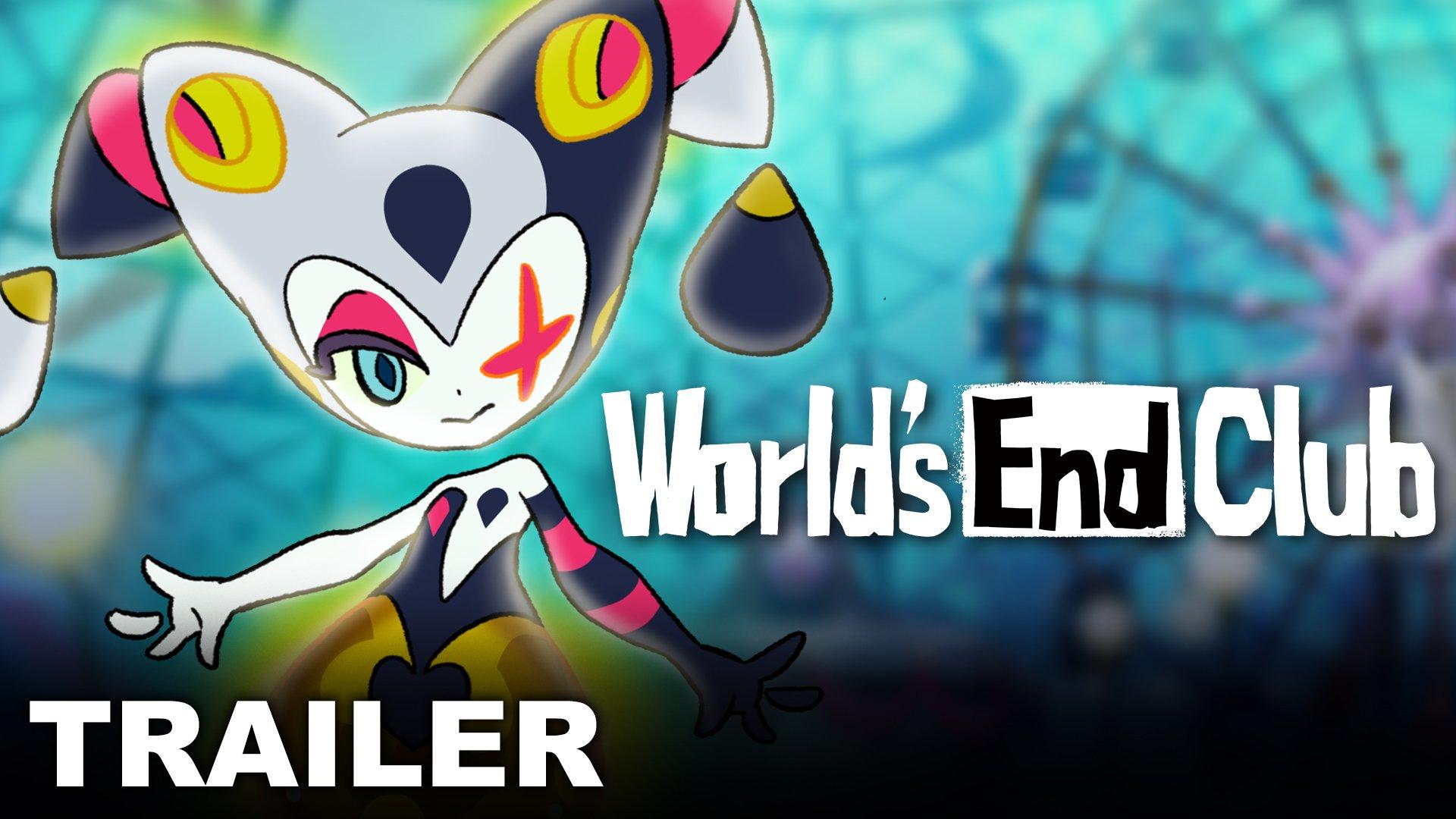 La demo di World End Club è ora disponibile!