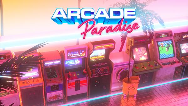 Nuovo trailer dell'E3 di Arcade Paradise rivelato al Guerrilla Collective Showcase
