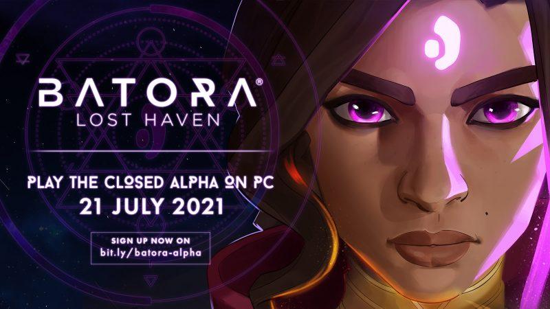 Unisciti alla Closed Alpha per scoprire i segreti del gioco di ruolo d'azione Batora: Lost Haven