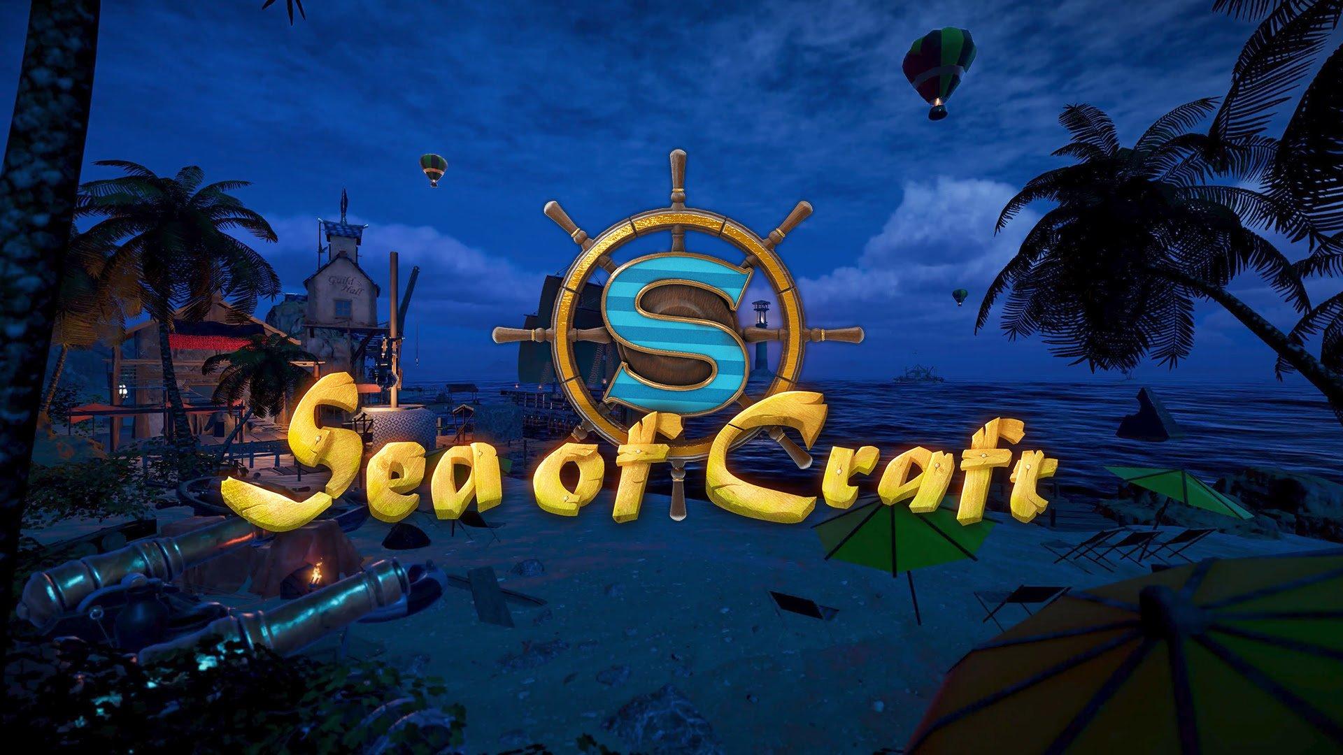 Crea la nave dei tuoi sogni con la demo di Sea of Craft, ora disponibile su Steam