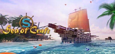 Costruisci, esplora, combatti. Costruisci incredibili navi marinare ed esplora un vasto mondo di gioco in Sea of Craft