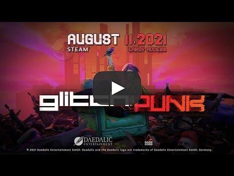 Glitchpunk ispirato a GTA 2 verrà lanciato in accesso anticipato con New Baltia come prima città giocabile