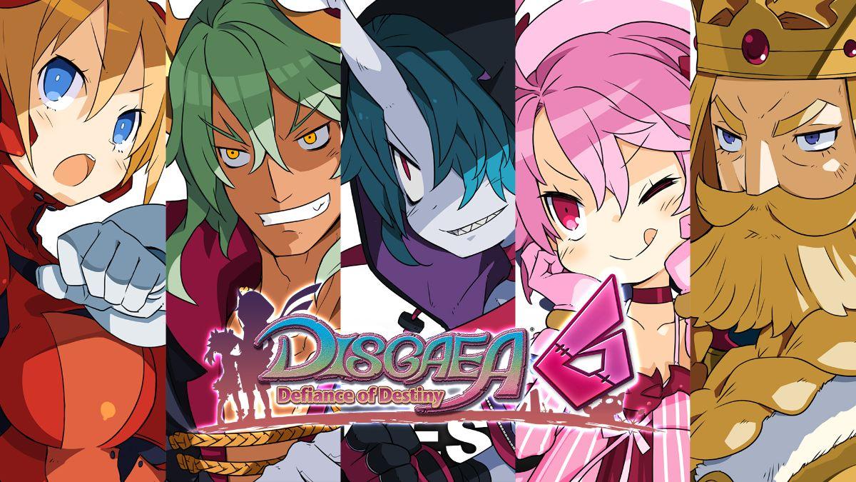 Disgaea 6: Defiance of DestinyFuka e Desco DLC