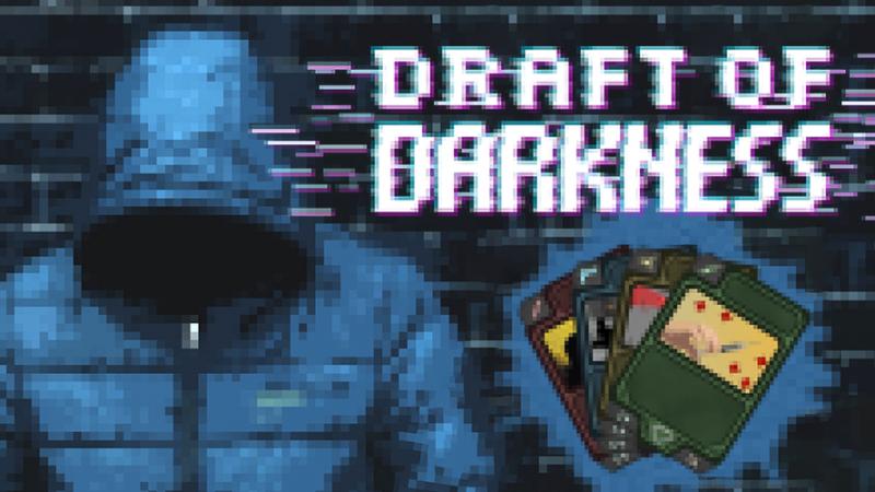Ritira la luce in Draft of Darkness, un gioco di costruzione di mazzi survival horror in uscita in accesso anticipato il 30 luglio