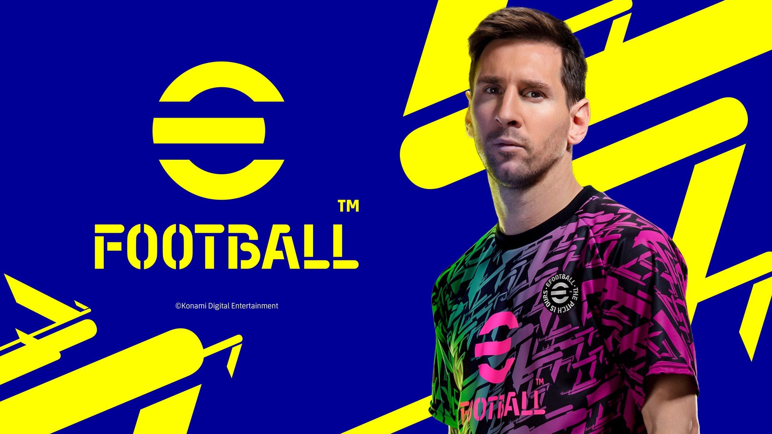 KONAMI presenta eFootball™, simulazione calcistica free-to-play di nuova generazione!