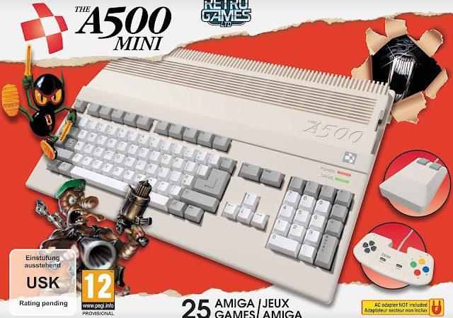 Amiga 500 Mini – Il ritorno del Re