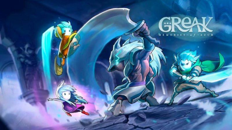 Recensione di Greak: Memories of Azur Ps5