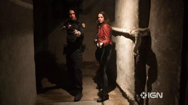 RESIDENT EVIL: WELCOME TO RACCOON CITY, MOSTRATE LE PRIME IMMAGINI DEL FILM