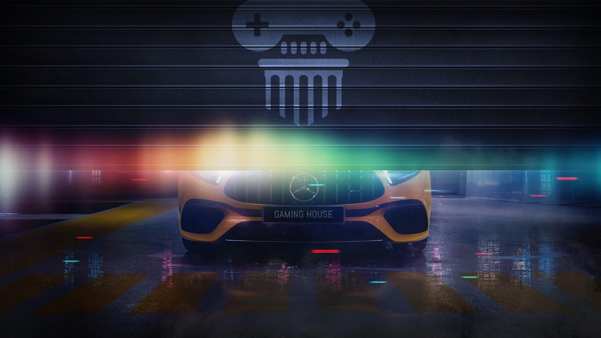 Mercedes-Benz Italia è Official Title Sponsor della Gaming House di Mkers
