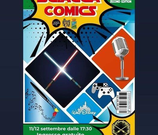 Torna lo Sciacca Comics con la sua seconda edizione a Settembre