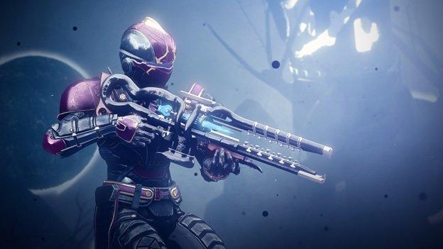 Destiny 2 – Arma esotica Scettro di Ager trailer