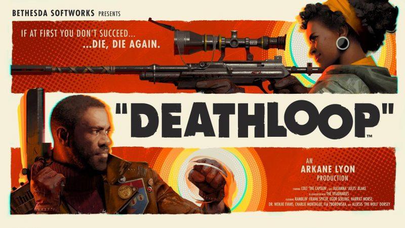 DEATHLOOP – Trailer di lancio