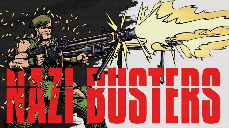 Wolfenstein vibra con l'umorismo crudo di Duke. Incontra Nazi Busters!