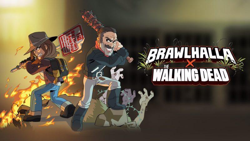 Negan e Maggie di The Walking Dead daranno un nuovo impulso a Brawlhalla® il 22 settembre