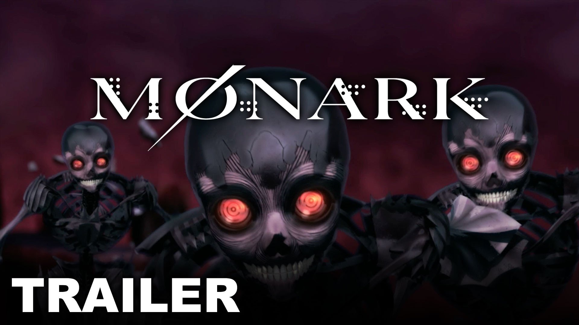 Trailer degli avversari di MONARK e data di uscita!