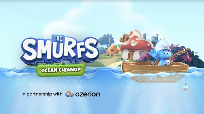 Azerion lancia 'I Puffi: Puliamo l'oceano' gioco creato in collaborazione con IMPS/Lafig, con l'obiettivo di sensibilizzare i ragazzi sull'inquinamento marino