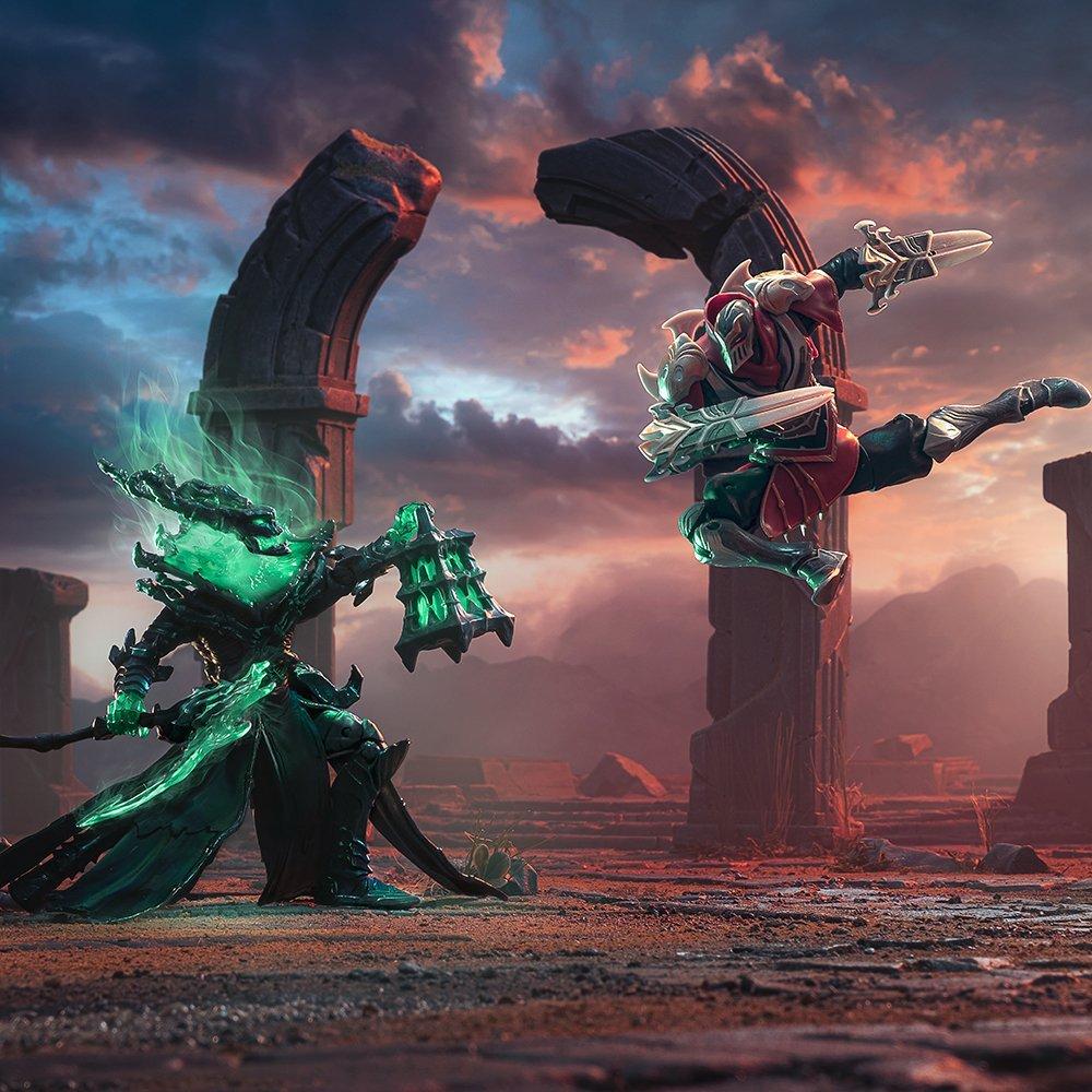 Spin Master lancia la nuova collezione di League of Legends™